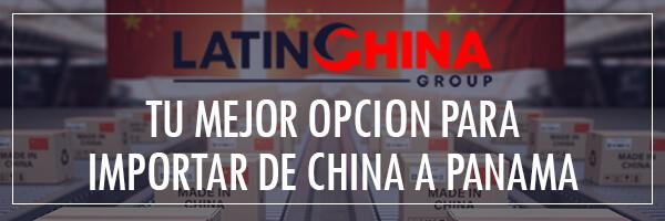 importar desde china a panama